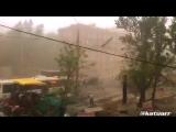 Мощный шквал в Москве (Ураган в Москве 29.05.2017)