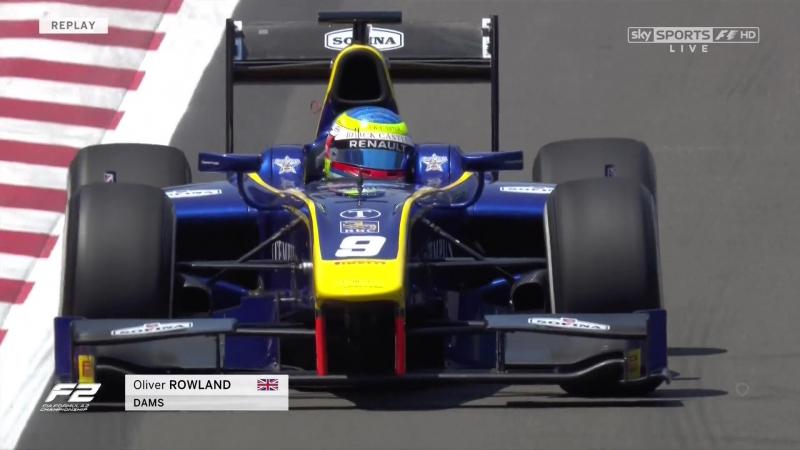 Formula 2 2017. Этап 4 - Азербайджан. Практика