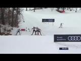 Кубок мира 2016-2017. Пхенчхан Корея. Женщины. Скиатлон 7,5 км классическим стилем 7,5 км свободным стилем.