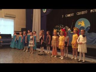Песня про русалку: Сводный ХОР учениц вторых классов Политехнической гимназии Нижнего Тагила!