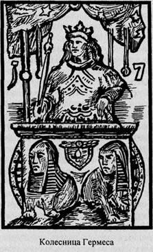 значение седьмого аркана таро Тота Колесница Алистера кроули Колесница Гермеса