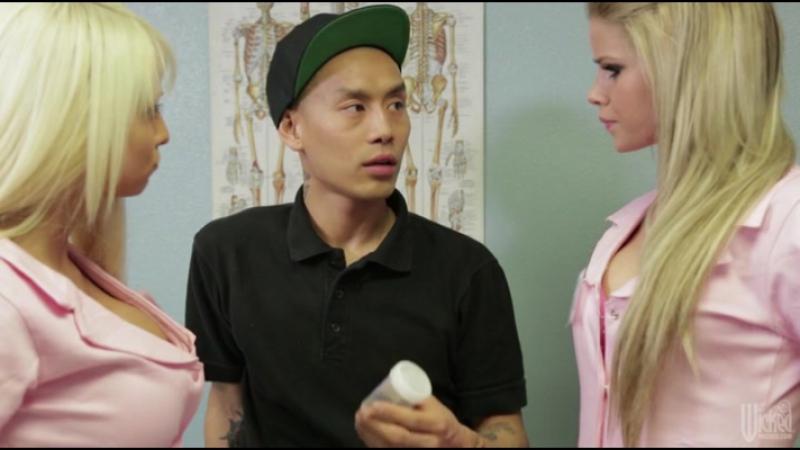 Jessa Rhodes, Rikki Six Sperm Bank, Scene
