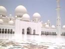 OAE,Abu-Dhabi © Sheikh Zayd Mosque
