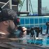 Фотопортрет под водой и на воздухе Бен Келим