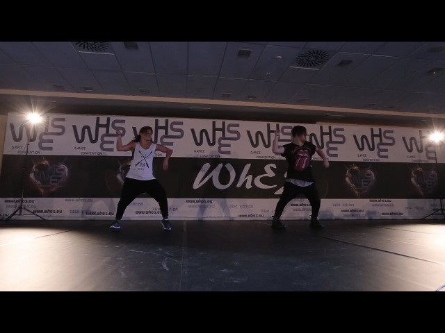 RUDI SMIT W/ JANELLE GINESTRA | BRENMAR - PAYROLL | W.H.E.S DANCE CONVENTION, ITALY