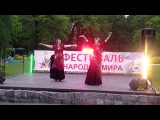 Magenta J Dance Group (Students) American Tribal Style® (ATS®) Duet