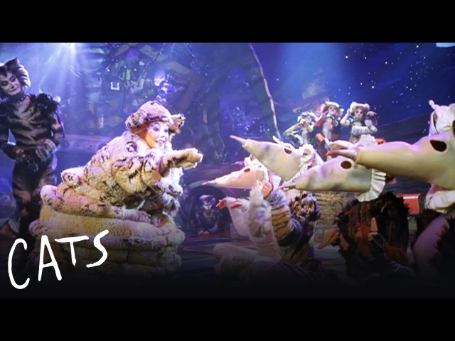 The Old Gumbie Cat | Cats the Musical