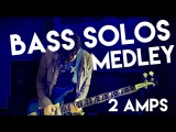 BASS SOLOS - Royal Blood sound - Whammy and Wah - MEDLEY