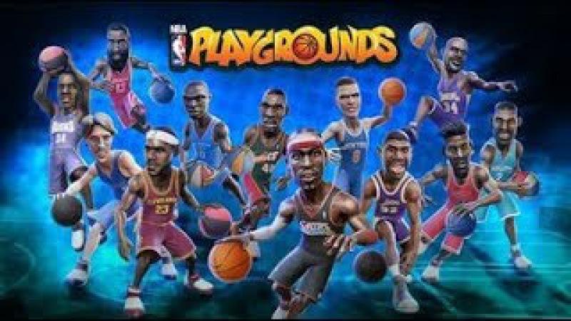 Тащим легендами и сходим с ума в NBA Playgrounds (3)