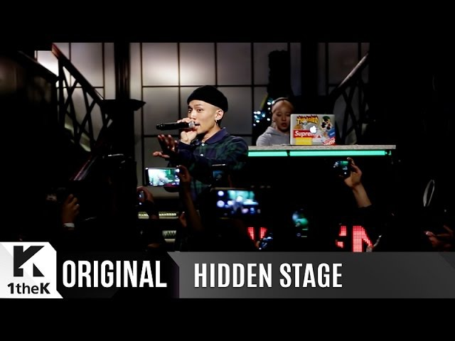 HIDDEN STAGE: Loopy(루피)_Goldie on My Neck