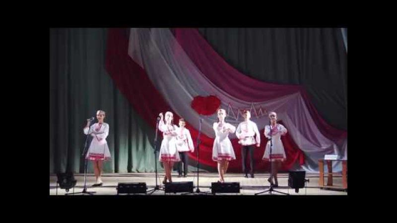 13 Танец кировских мари (исп. 7 кл. ДШИ им. Э.Сапаева)[Людям в белых халатах] 16.06.2017 г.