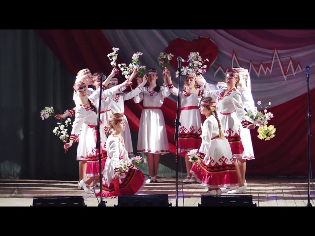 07 Марийский танец (исп. Линкс)[Людям в белых халатах] 16.06.2017 г.