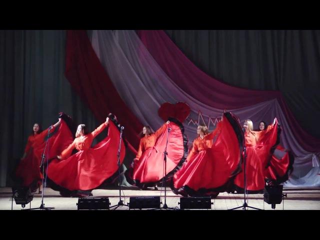 12 Цыганский танец (исп. Линкс)[Людям в белых халатах] 16.06.2017 г.