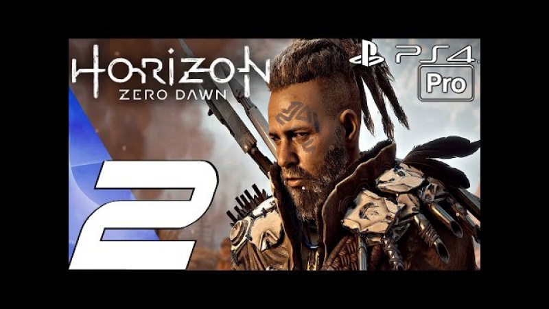 Horizon Zero Dawn - Gameplay Walkthrough Part 2 - Demon Boss Corrupted Zones (PS4 PRO)