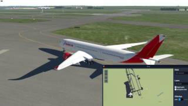 X-Plane 11 | Teste Airbus A350 | Completo beta 1
