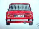 Vaz 2106 masini nece cekmek lazimdir Ehedov Elnur Как нарисовать ВАЗ 2106 поэтапно рисуем шестерку