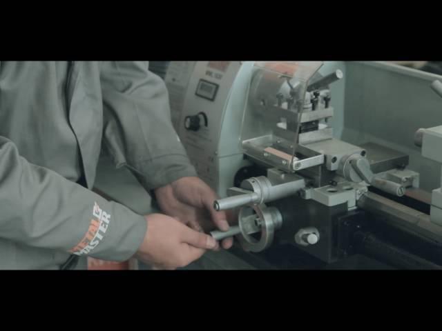MML 1830V MetalMaster настольный токарный станок по металлу