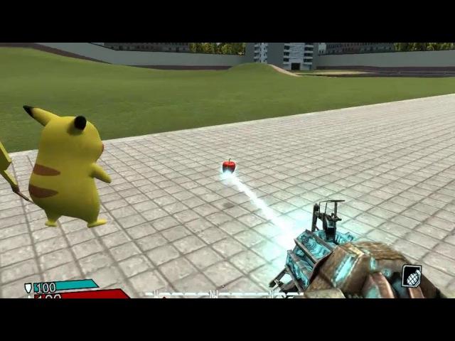 Garry's Mod Сезон 2 Серия 9 - Pikachu NPCS