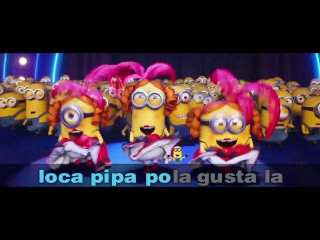 """Sing """"Papa Mama Loca Pipa""""."""