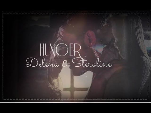 ►The Vampire Diaries - Damon Elena - HUNGER - Stefan Caroline