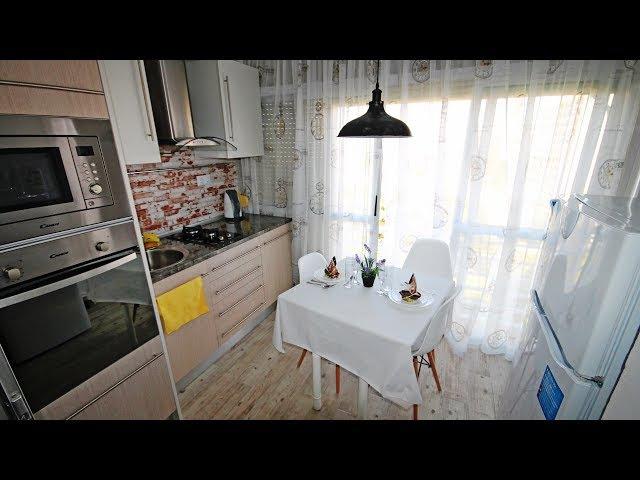 Испания Бенидорм небольшая квартира после ремонта продажа Недорогая недвижи