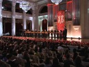 Праздничный хор Валаамского монастыря Пасхальный концерт 2012 г