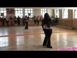 Maria Shashkovas choreography Ental houbandLEH EL GHORUR