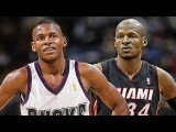 Ray Allen's BEST Three-Point Shot Each Year In The NBA! (1996-2014 Seasons)