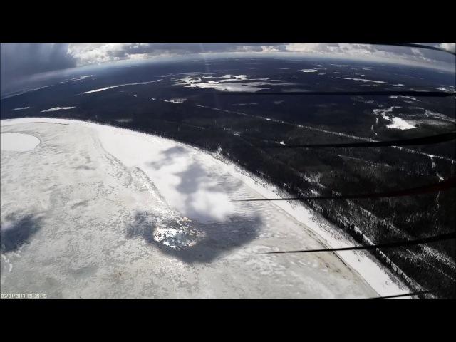 2017 Ледовая разведка. Брин-Наволок, 06 апреля