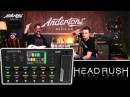 Headrush Guitar Multi FX Pedalboard with Touch Screen!
