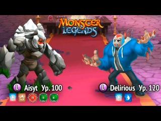 H2O Monster Legends Битва за Статуэтку монстра воды