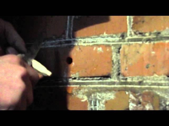 7 КАК Просверлить Отверстие в стене без перфоратора за 3 мин ремонт