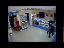 Відео розбійного нападу на ювелірку у Новограді Волинському