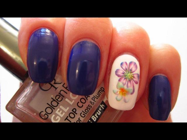 Слайдер дизайн ногтей Milv Nail Art