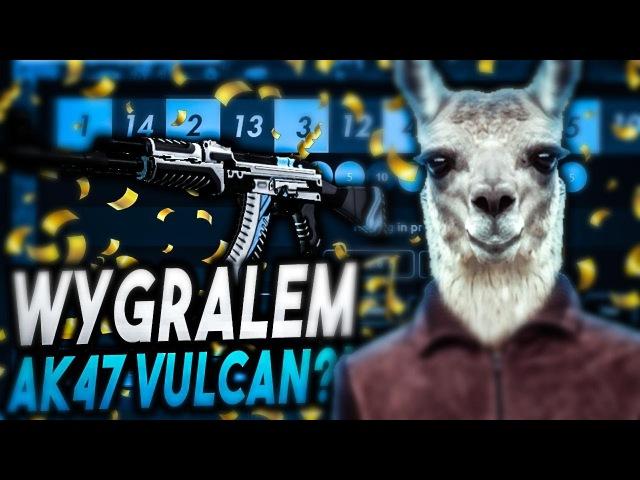 🍀KROXXI TROCHE SZCZĘŚCIA = AK-47 VULCAN?! | Csgolama.com | Konkurs na kose!🍀