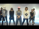 Baep Sae The A-code from Vietnam dance cover Mirrored