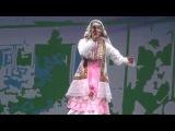 ККрасивые татарский танец и марийская песня Марианна Баязова