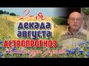 Время подготовки к Солнечному затмению 21.08.17 I 2-я декада августа I А. Зараев
