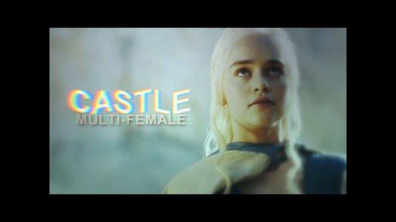 CASTLE | multifemale