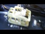 Устранение люфта рычага КПП (переключения передач) Opel Zafira A