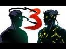 Shadow Fight 3 начало шадоу файт 2 Бой с тенью 54 Титан игровой мультик КИД