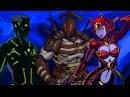 ТИТАН я иду Shadow Fight 2 Бой с тенью 57 игровой мультик КИД