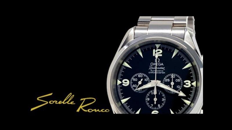 OMEGA Seamaster Railmaster Chronometer