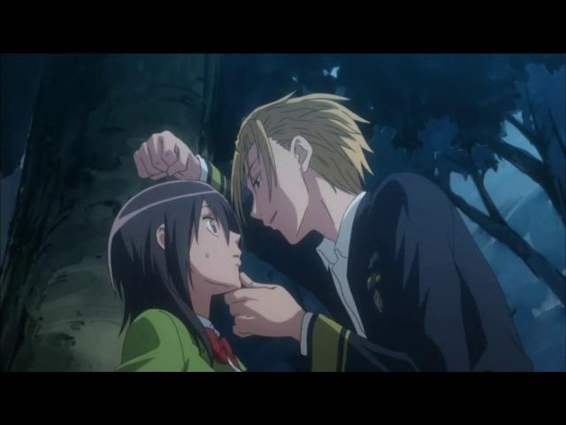 【Kaichou wa Maid-sama!】Misaka and Usui-Спасибо за любовь.