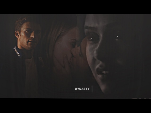 Maya/lucas/riley ■ dynasty (AU)