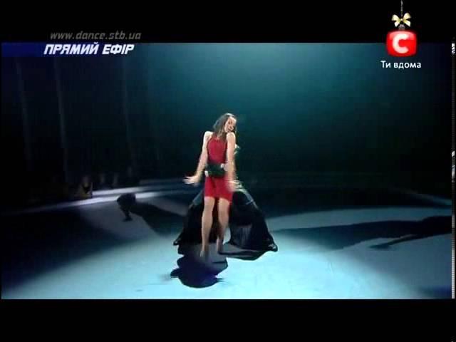 Дима и Оля СУПЕРФИНАЛ Танцуют Все 5 Эфир 28 12 2012