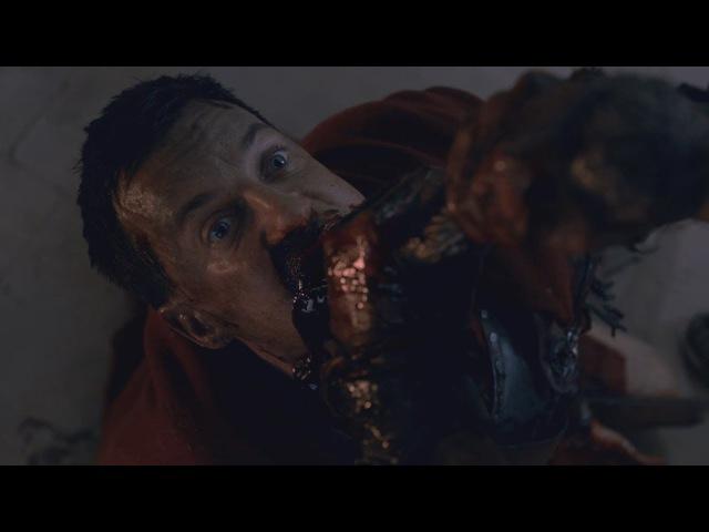 Спартак:Месть Поражение, и смерть Гая Клавдия Глабра