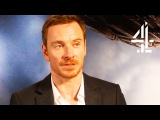 Michael Fassbender talks Leap of Faith  Channel 4 Live Ad  Sunday 18th Dec at 910pm