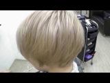 Холодный пепельный блондин. Колорист Татьяна Кукина. By fama