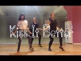 ( KDS)Rihanna  Kiss It Better (R3hab Remix)